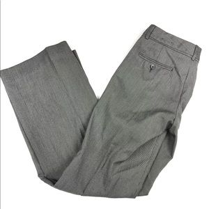 Express | Editor Gray Career Dress Pants Size 4